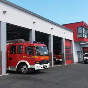 Erweiterung des Feuerwehrgerätehauses Sprockhövel - Haßlinghausen